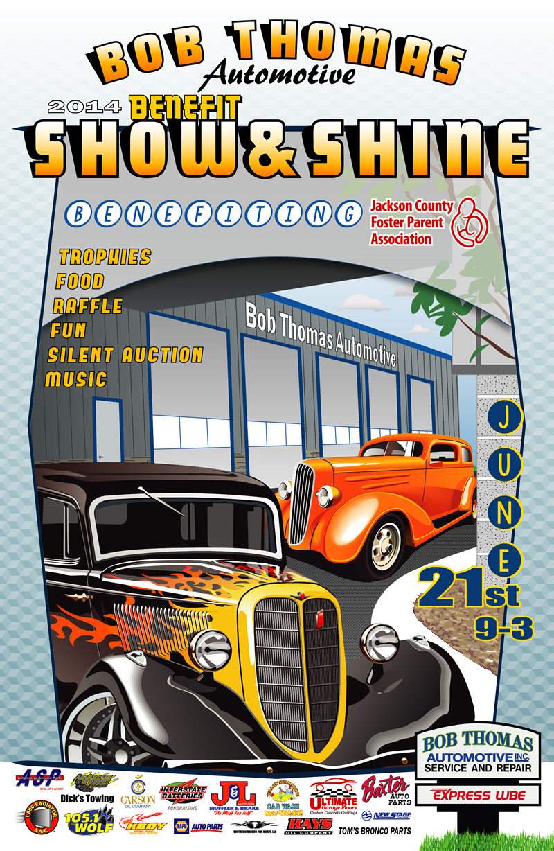 BTA Benefit Car Show 2014