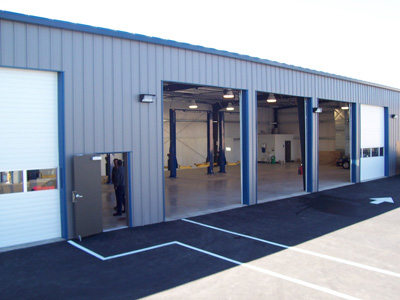 BTA's Fleet Repair Service Bay Expansion