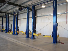 New shop expansion at BTA dedicated to your fleet vehicles