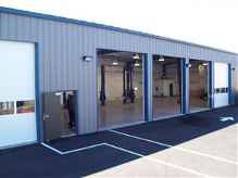 12 more bays dedicated to your company's auto services