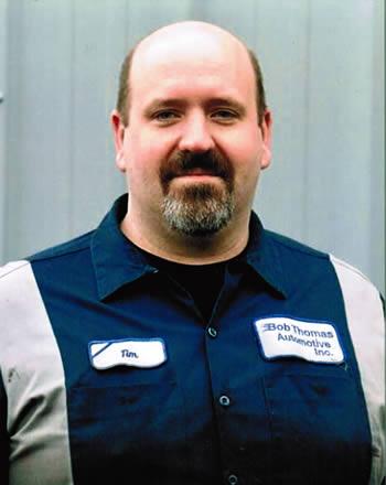 Tim Harbison BTA Master Technician